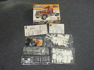 Amt Matchbox Chevy Bison 1/25 Scale Truck Kit For The French Canadian Market