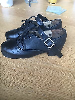 Fays Heavy Irish Dance Shoes Size 2.5