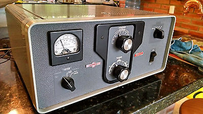 Collins 30L-1 HF Linear Amplifier, and Ameritron ARB-704 amplifier interface.