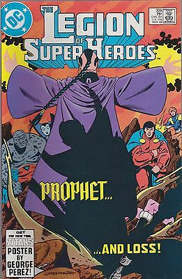 The Legion Of Super-Heroes #309 Dc 1984