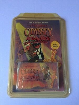 The Cross Of Cortes (adventures In Odyssey Activity Pack)