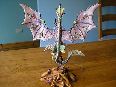 Enchantica Jewel Dragon Limited To 1 Year Only 1999