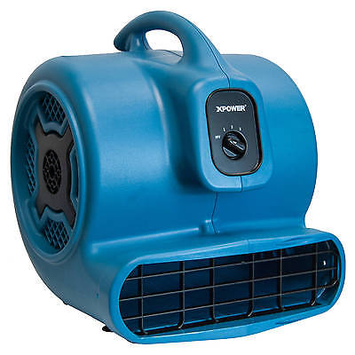 XPOWER P-830 1HP Air Mover