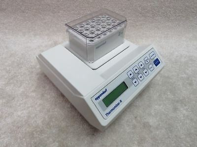 Eppendorf 5355 Thermomixer R Comfort Thermocycler with 2ml Heat Block