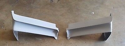 1981-1987 Grand National T Type Regal Front Bumper Filler Set! New! Figerglass!