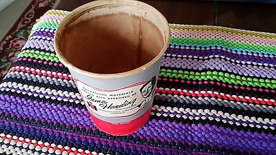 International Harvester One Quart Irma Harding Advertising Dixie Cup Co.