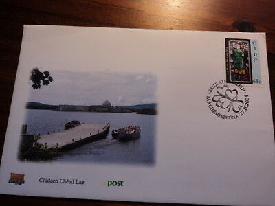 eire ireland first day cover fdc 2004 St Patrick's Day