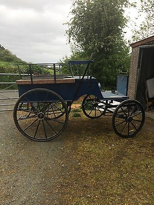 carriage craft 14-16hh carriage