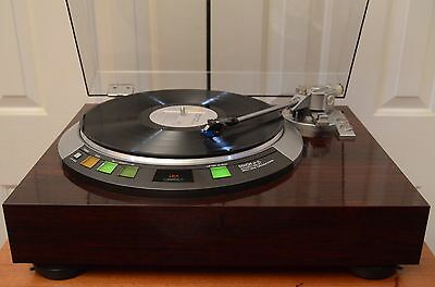 Vintage Denon DP-57L Turntable with Cartridge