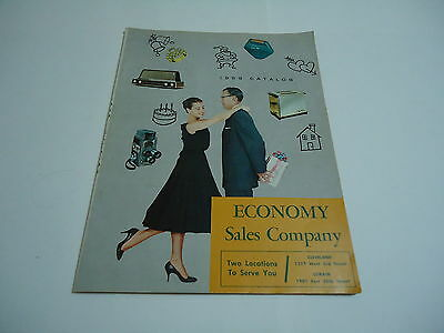 Economy Sales Company Cleveland Lorain OH 1959 Wholesale Catalog Vintage Gifts
