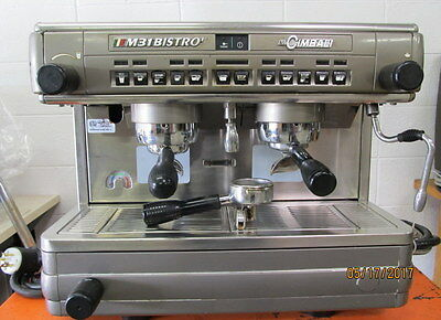 La Cimbali M 31 Espresso Machine 2 Group