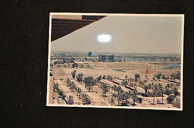 EARLY OPERATION IRAQI FREEDOM 1st ARMORED DIVISION PHOTO - MARTYR'S MONUMENT