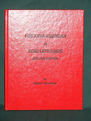 Fosteria American Guide Book,by Sidney P Seligson 2nd Edition Hc - Author Signed