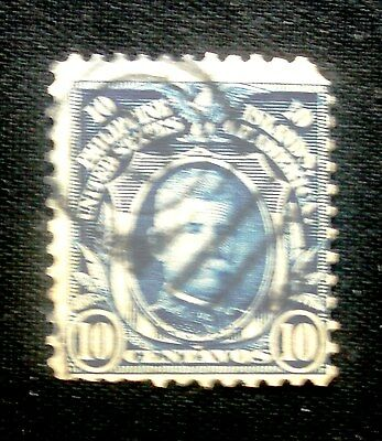 (H127) Philippines American Occupation 1906 Scott 245 used