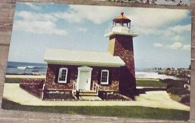 Mark Abbott Memorial Lighthouse  Santa Cruz, CA postcard