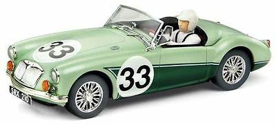 Rare  SCX Mg A # 33 Lund 1:32 Slot Car Works with Scalextric etc