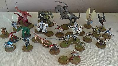 HEROSCAPE Large LOT of Game Figures WIDE VARIETY Angels Knights Monsters MORE