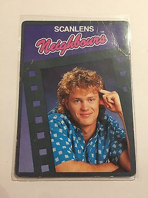 1987 SCANLENS Neighbours Collectible Card #12 Henry Ramsay