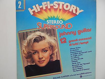 ROLAND CLAPSON ORCHESTRA - Hi-Fi-Story 2