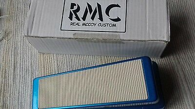 RMC Real McCoy Picture Wah by Geoffrey Teese boxed and very good condition