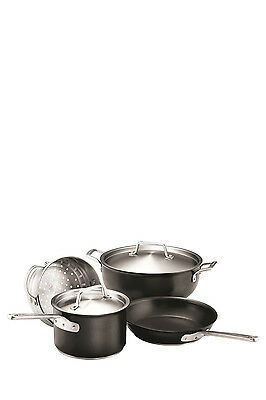 Anolon Authority 4 Piece Cookware Set Hard Anodised Induction- Brand NEW