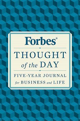 Forbes Thought of The Day by Forbes Magazine - Paperback - NEW - Book