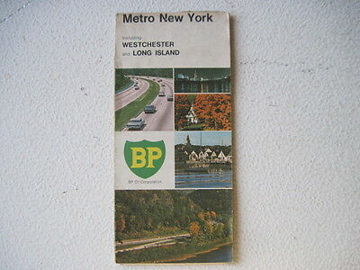 Collection Of 1 Vintage Bp Road Maps...