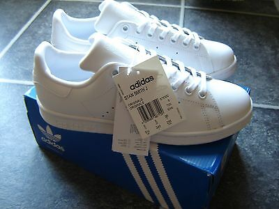 """Adidas Stan Smith J  Original Trainers Uk5 """"brand New With Tags"""""""