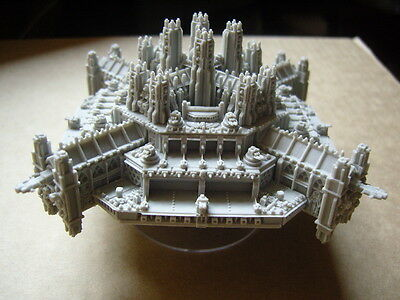 Battlefleet gothic, Ramilies class Star-fort Forgeworld exceptionally rare