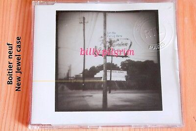 Billy Pilgrim – Get Me Out Of Here - 3 pistes - Boitier neuf - CD promo