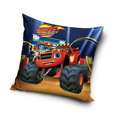 New BLAZE and The Monster Machines 07 cushion cover 40x40 cm pillowcase