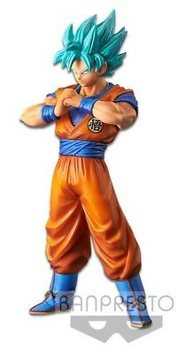 Dragon Ball Super Goku Ssgss Dxf The Super Warriors Banpresto Figura Figure New