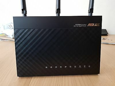 ASUS RT-AC68U AC1900 Dual-Band Gigabit Wireless Cable Router