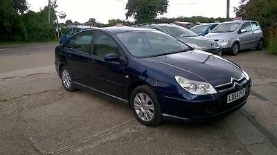 2004 Citroen C5 2.2 HDi 16v Exclusive 5dr