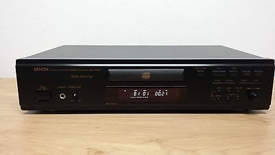 Denon DCD-755AR Black High-End CD Player *TOP Condition, CD-Text, Digital Out*