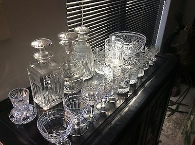 Arundel Stuart Crystal 150 Pieces