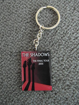 The Shadows  Final Tour 2005 Key Ring [ New ]