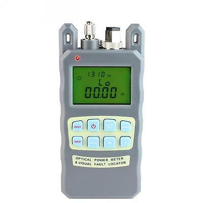 Fiber optical power meter -70 to +10dBm 10mw 10km Fiber Optic Cable Tester