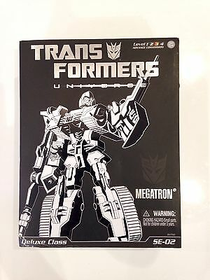 Transformers Devestator + Universe Megatron - Deluxe Class Special Edition