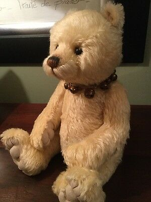 Charlie Bears Isabelle Collection Snugglebug Mohair Bear Limited Edition Retired