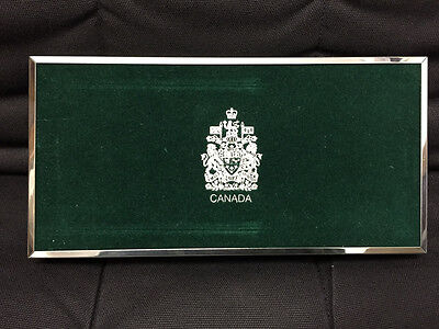 """Canada. Very Rare """"gray Wolf"""" Platinum Coin Set. 1998. Opportunity !"""