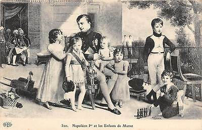 Napoleon Ier et les Enfants de Murat, Napoleon I and the Children