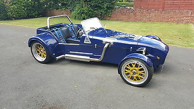 Dax Rush Cosworth Turbo New Build Better than Caterhan Westfield lotus 7 kit car