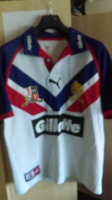 great britain rugby league shirt rare