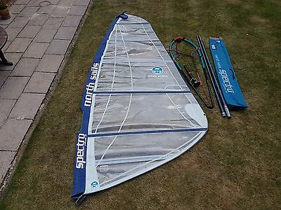 7.0 Metre North Spectro Windsurfing Sail