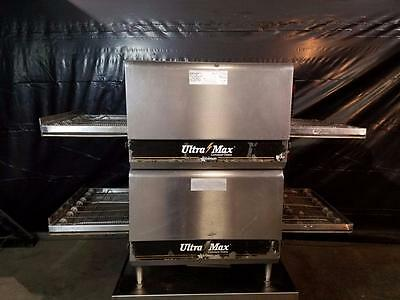 Star Ultra Max UM1850A Double Stack Conveyor Oven