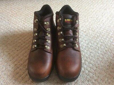 Dr. Martens Thorpe  Mens Safety Shoes Boots, UK Size 10