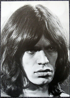 The Rolling Stones Poster Page 1968 Mick Jagger . 4