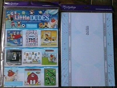 Hunkydory Little Dudes Luxury Card Kit & Inserts