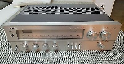 Philips AH682  Receiver Amplificateur Poweramp int. shipping